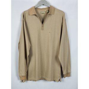 KHAKI'S by ARROW 1/2 Zip Pullover
